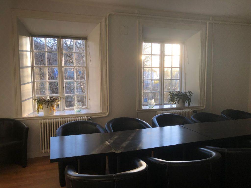 Lilla konferensrummet i Långholmen nr 2