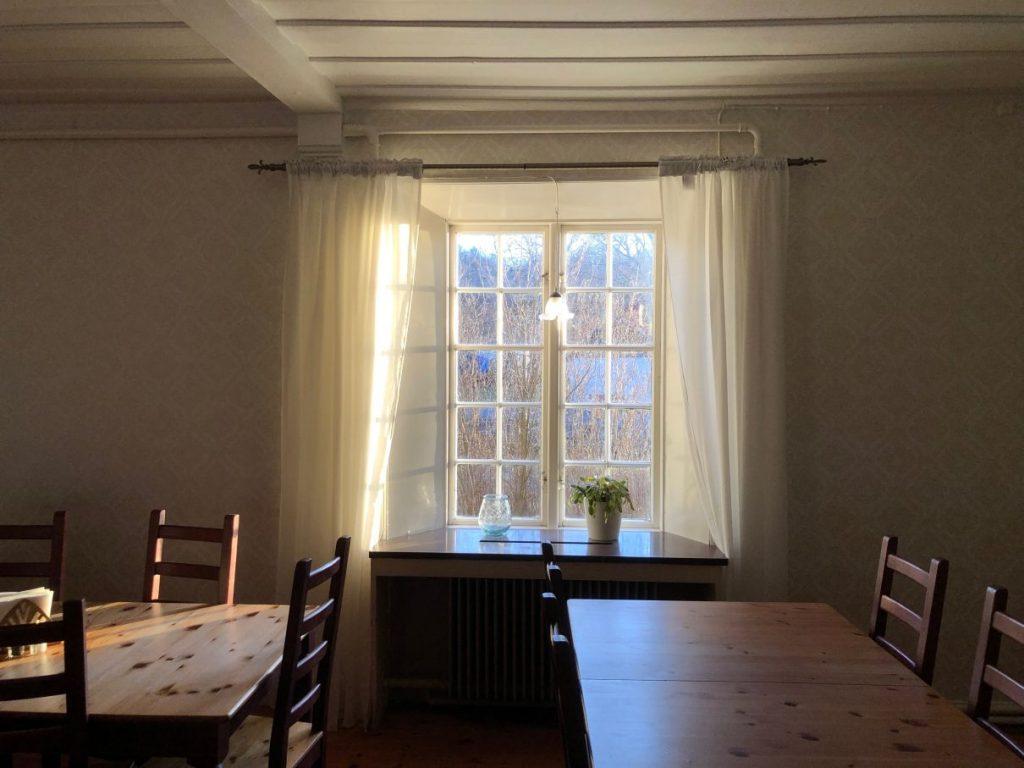 Matsalen i Långholmen
