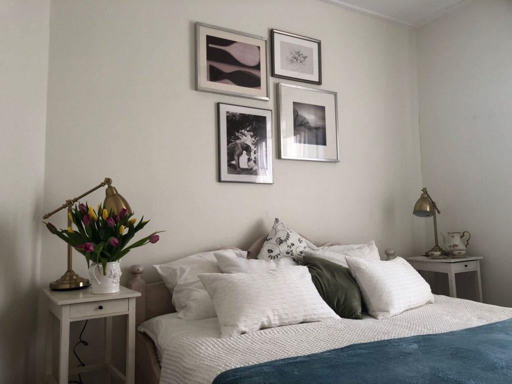 Husmor vitt rum